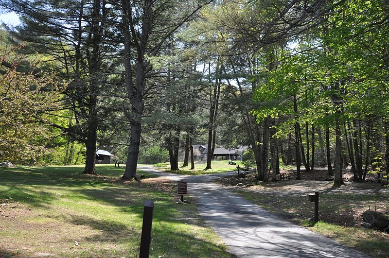 Photo de Townshend State Park, Townshend, NRHP02000030