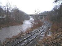 Photo de Reynolds Bridge, Thomaston, NRHP04001095