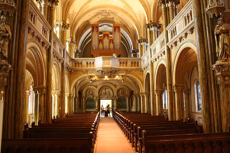 Photo de Maria Angelorum Chapel, La Crosse, NRHP06000204
