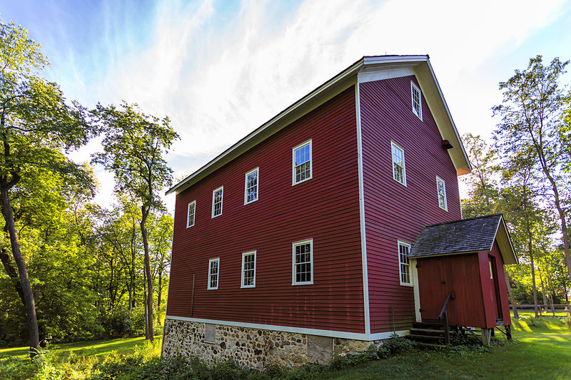 Photo de Messer-Mayer Mill, Richfield, NRHP07000500
