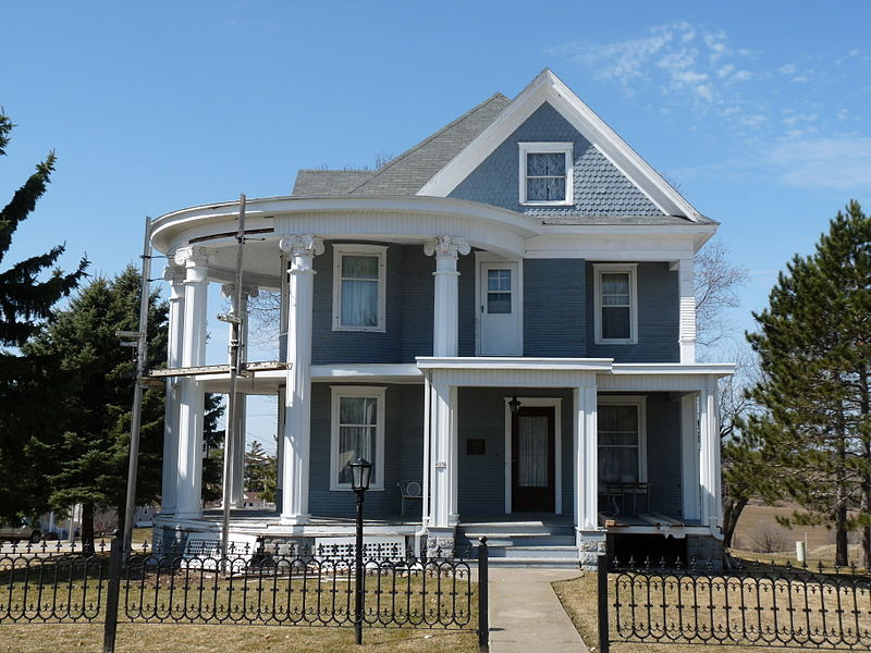 Photo de Albert and Theresa Marx House, Cashton, NRHP07000835