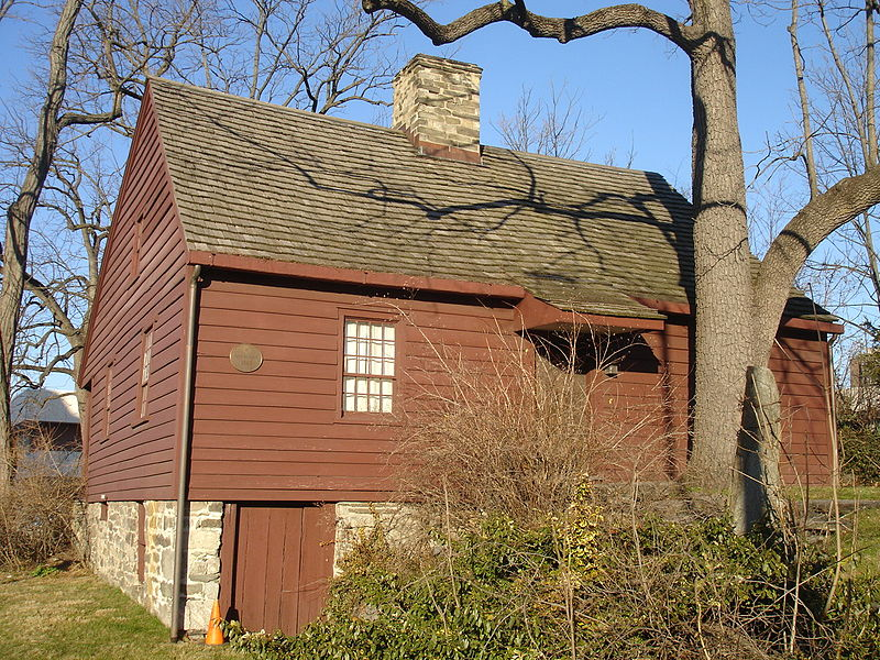 Photo de Hoyt-Barnum House, Stamford, NRHP69000199