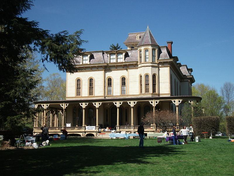 Photo de Park-McCullough House, North Bennington, NRHP72000090