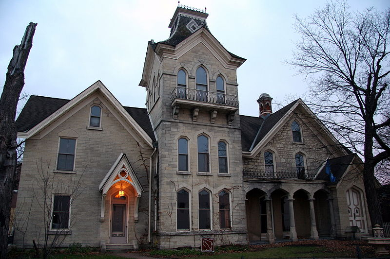 Photo de Mons Anderson House, La Crosse, NRHP75000071