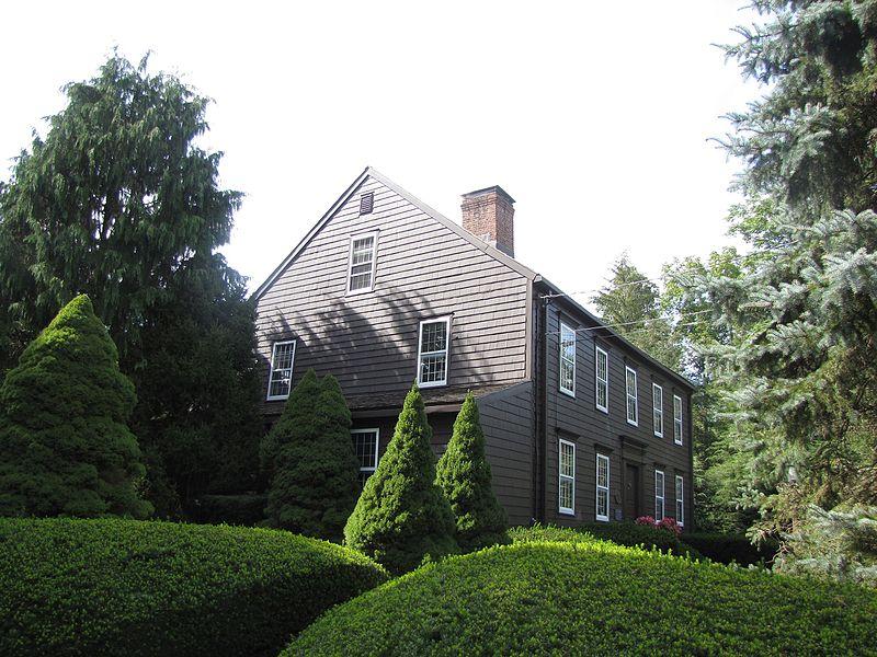 Photo de Benjamin Hait House, Stamford, NRHP78002844