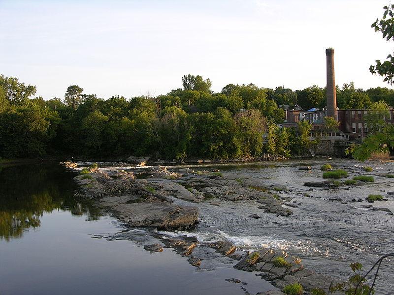 Photo de Winooski Falls Mill District, Winooski, NRHP79000223