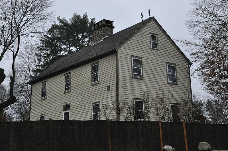 Photo de John Knap House, Stamford, NRHP79002625