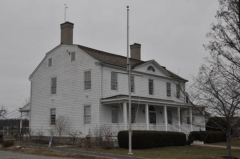 Photo de Cove Island Houses, Stamford, NRHP79002652