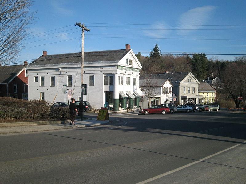 Photo de North Bennington Historic District, North Bennington, NRHP80000328