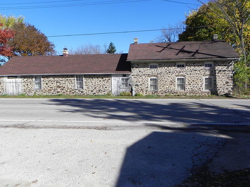 Photo de Ritger Wagonmaking and Blacksmith Shop, Hartford, NRHP82000717