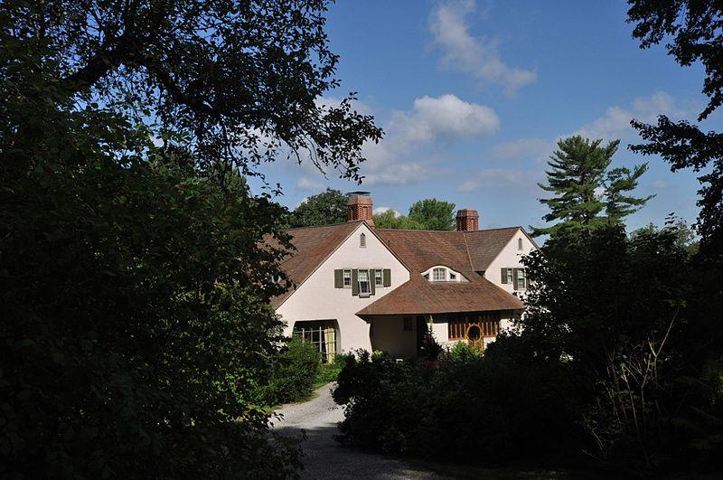 Photo de Farnum House, Norfolk, NRHP82004449