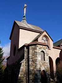 Photo de Rectory and Church of the Immaculate Conception, Norfolk, NRHP82004459