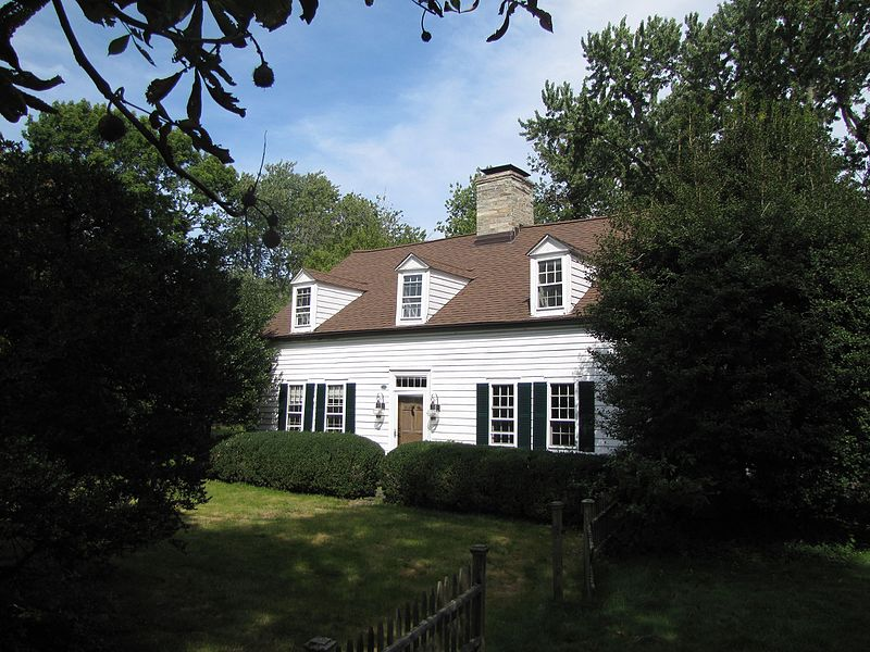 Photo de Deacon John Davenport House, Stamford, NRHP82004611