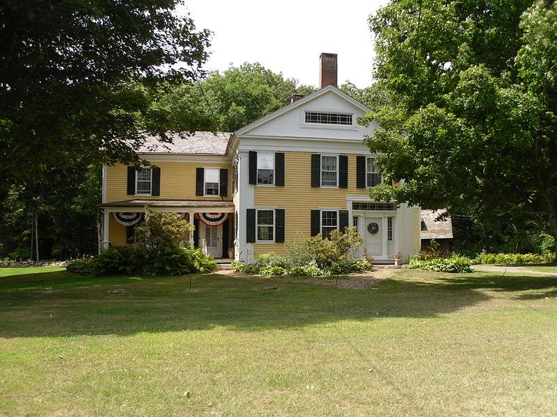 Photo de Phelps Farms Historic District, Colebrook, NRHP83001249