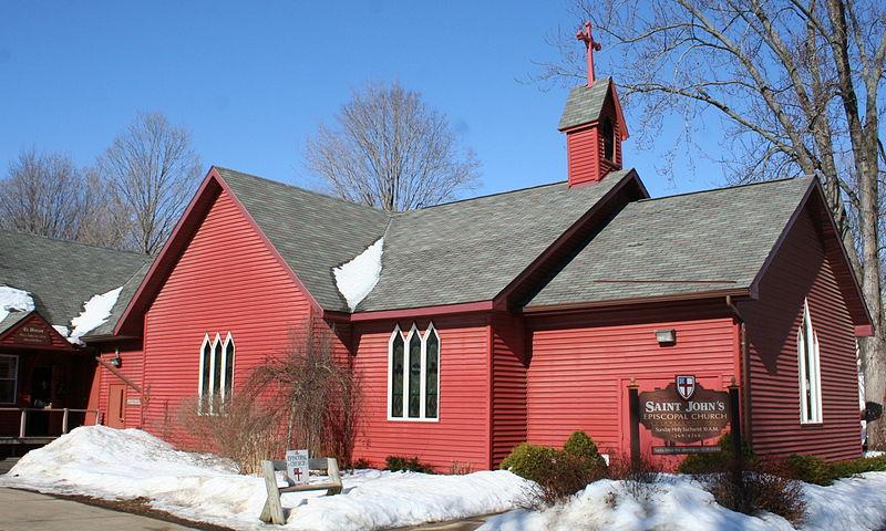 Photo de St. John's Episcopal Church, Sparta, NRHP83003406