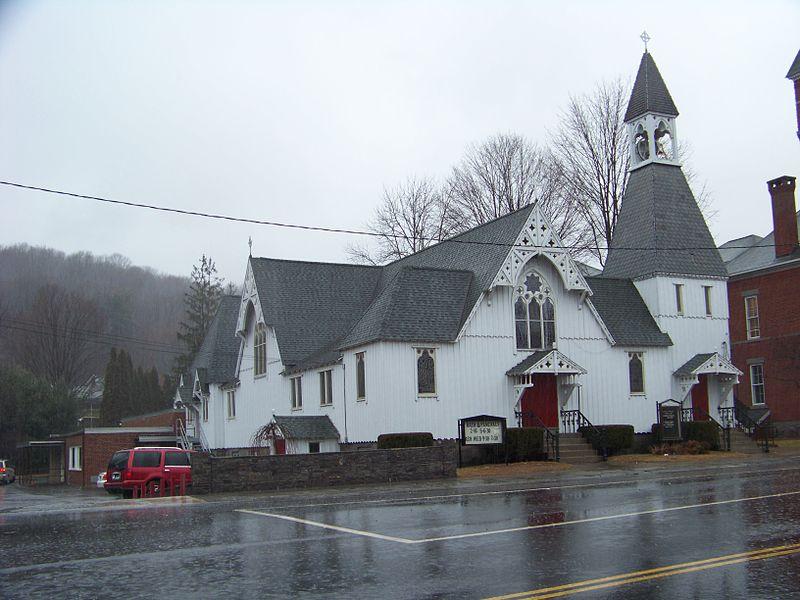 Photo de Trinity Church (Thomaston), Thomaston, NRHP84001097