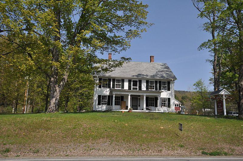 Photo de Wheelock House, Townshend, NRHP86001033