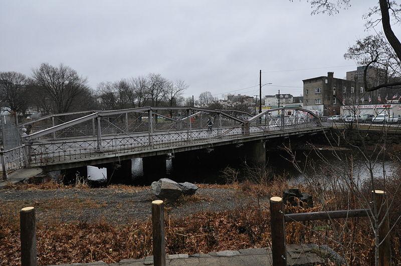 Photo de Main Street Bridge, Stamford, NRHP87000801