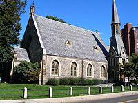 Photo de Unitarian-Universalist Church, Stamford, NRHP87002126