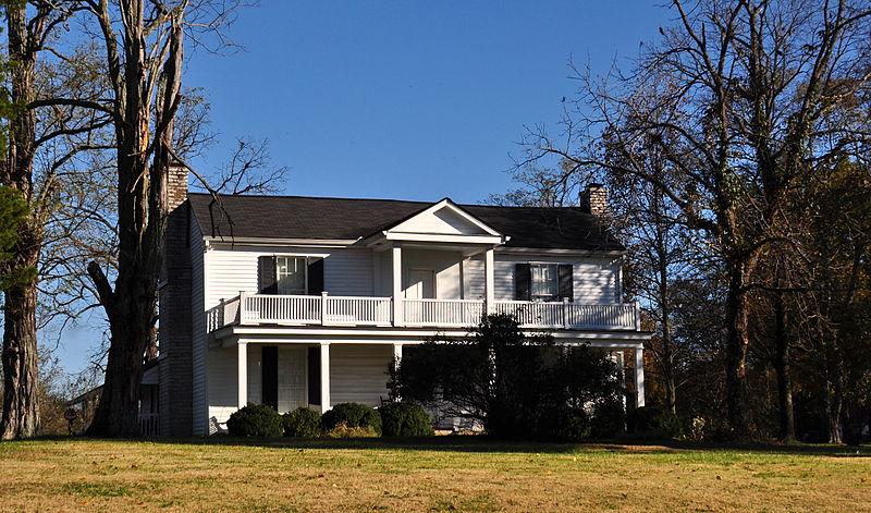 Photo de Sherwood Green House, Nolensville, NRHP88000311