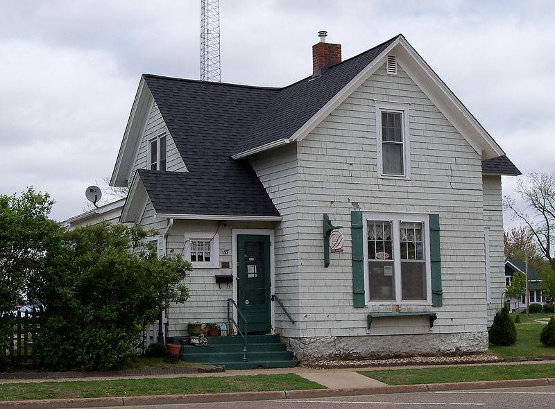 Photo de Dr. Frank W. Epley Office, New Richmond, NRHP88000617