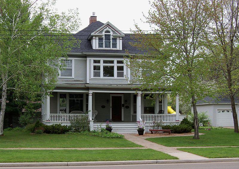 Photo de Ezra Glover, Jr., House, New Richmond, NRHP88000619