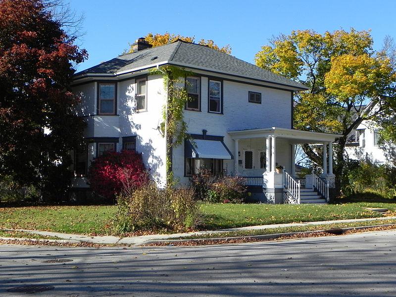Photo de William L. Kissel House, Hartford, NRHP88002073