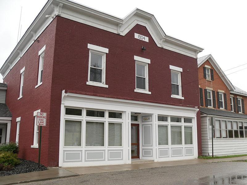 Photo de Marble Street Historic District, West Rutland, NRHP90000338
