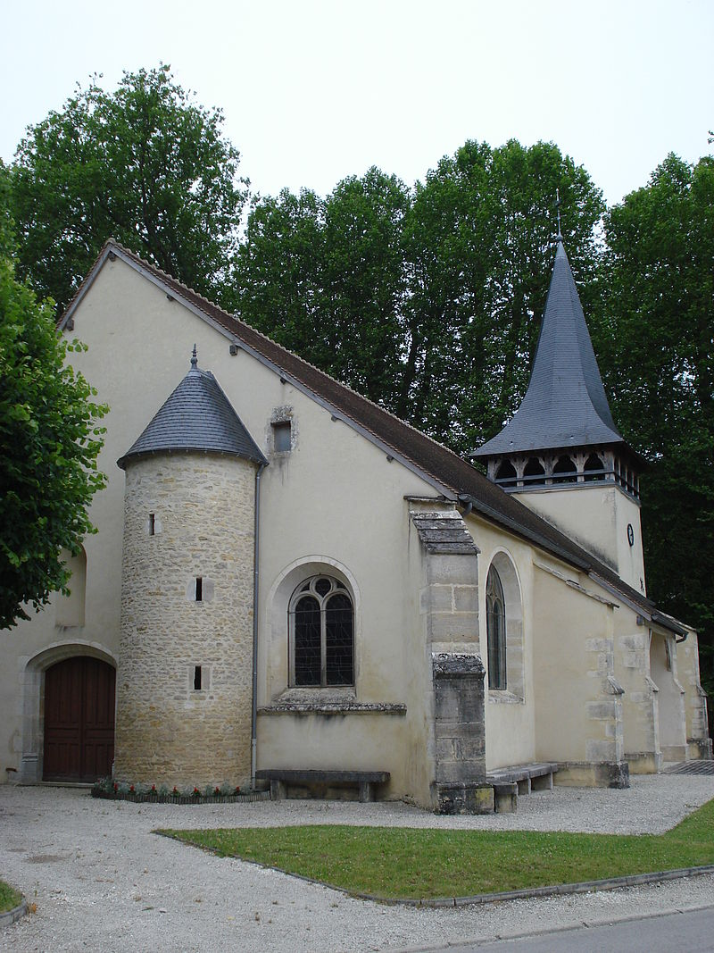 Photo de Église Saint-Félix, Polisy, PA00078186