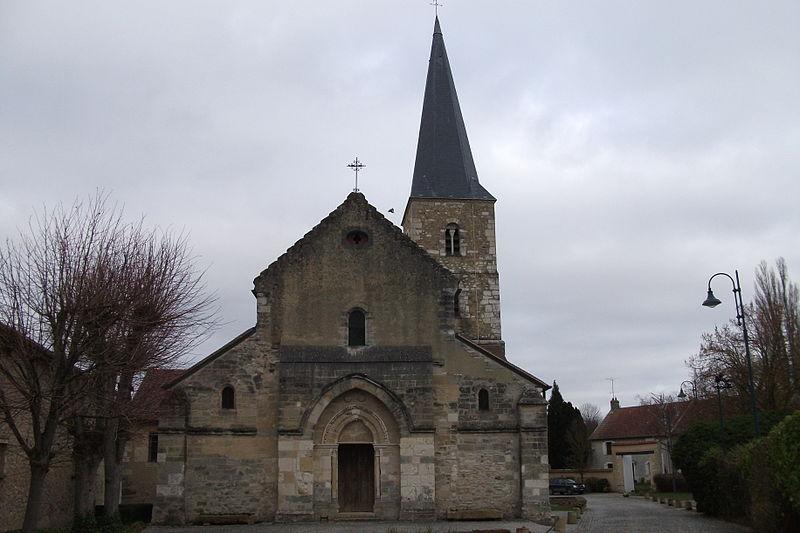 Photo de Église Saint-Martin de Bezannes, Bezannes, PA00078592