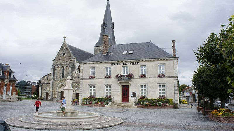 Photo de Église Saint-Martin de Suippes, Suippes, PA00078867
