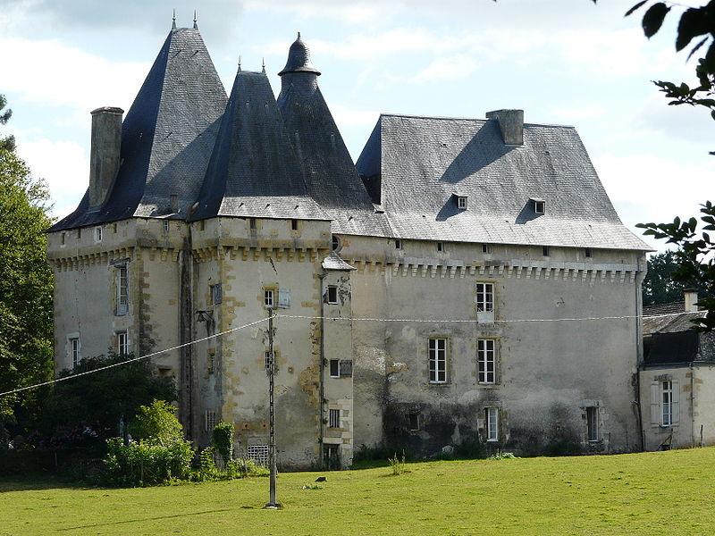 Photo de Château de Mavaleix, Chalais, PA00082460