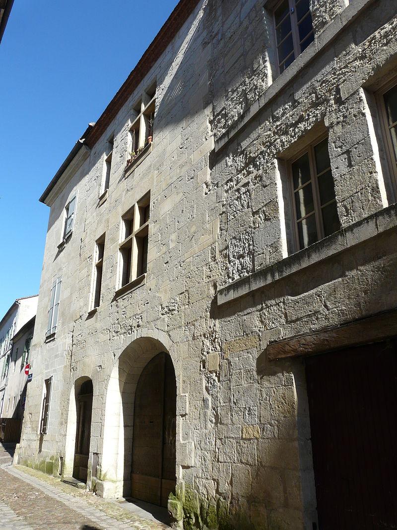 Photo de Hôtel de la Monnaie ou Hôtel des Monnaies, ou Maison du Gouverneur, ou Hôtel de Langlade, Périgueux, PA00082734