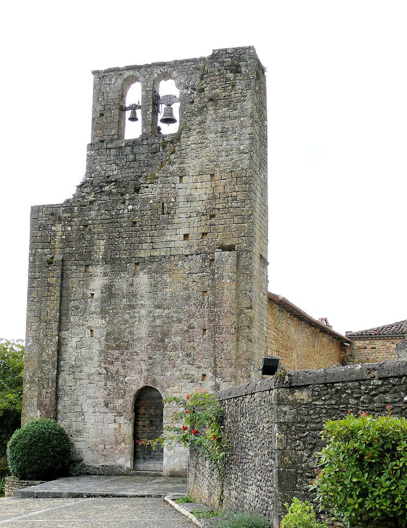Photo de Église Sainte-Foy d'Agen, Sainte-Foy-de-Belvès, PA00082829