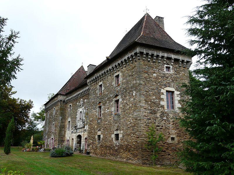 Photo de Château de Frugie, Saint-Pierre-de-Frugie, PA00082891