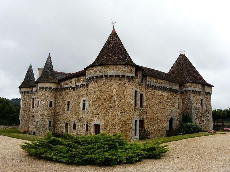 Photo de Château de Vieillecour, Saint-Pierre-de-Frugie, PA00082892