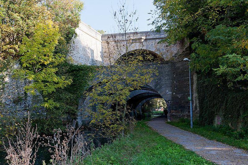 Photo de Pont des Belles Fontaines, Juvisy-sur-Orge, PA00087929