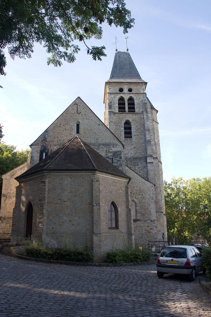 Photo de Église Saint-Denis de Viry-Châtillon, Viry-Châtillon, PA00088045