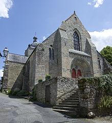 Photo de Église de la Trinité, La Trinité-Porhoët, PA00091763