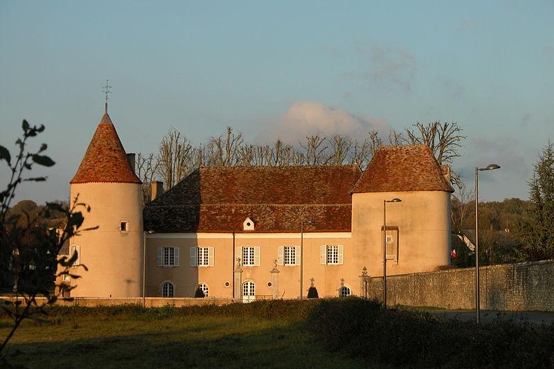 Photo de Château du Courbat, Le Pêchereau, PA00097428
