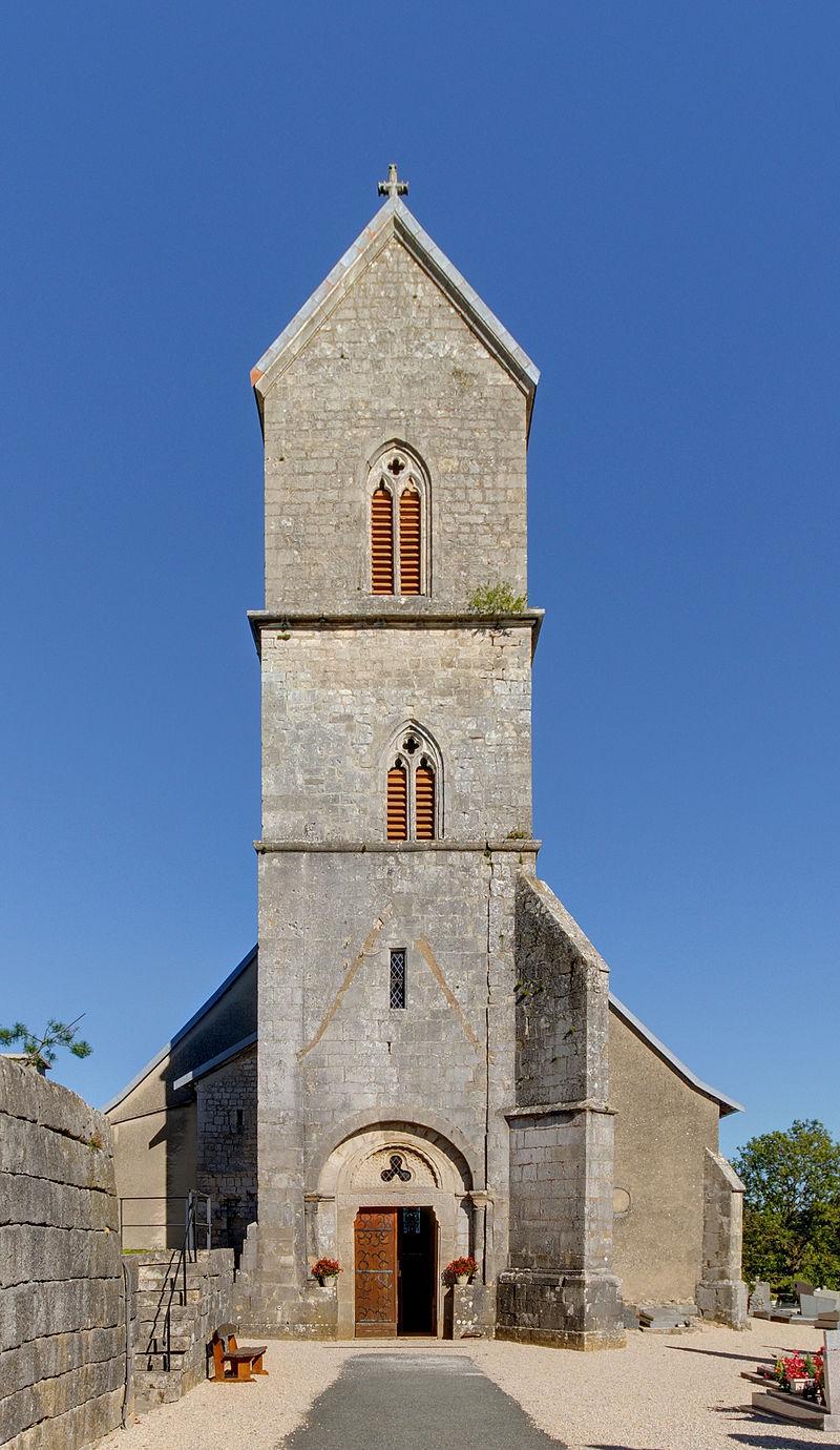 Photo de Église Saint-Dizier, Saint-Dizier-l'Évêque, PA00101157