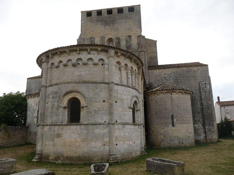 Photo de Église Saint-Pierre de Mornac, Mornac-sur-Seudre, PA00104817